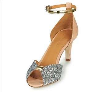 Brand new Emma Go/ Anthropologie Jolene sandals 👡